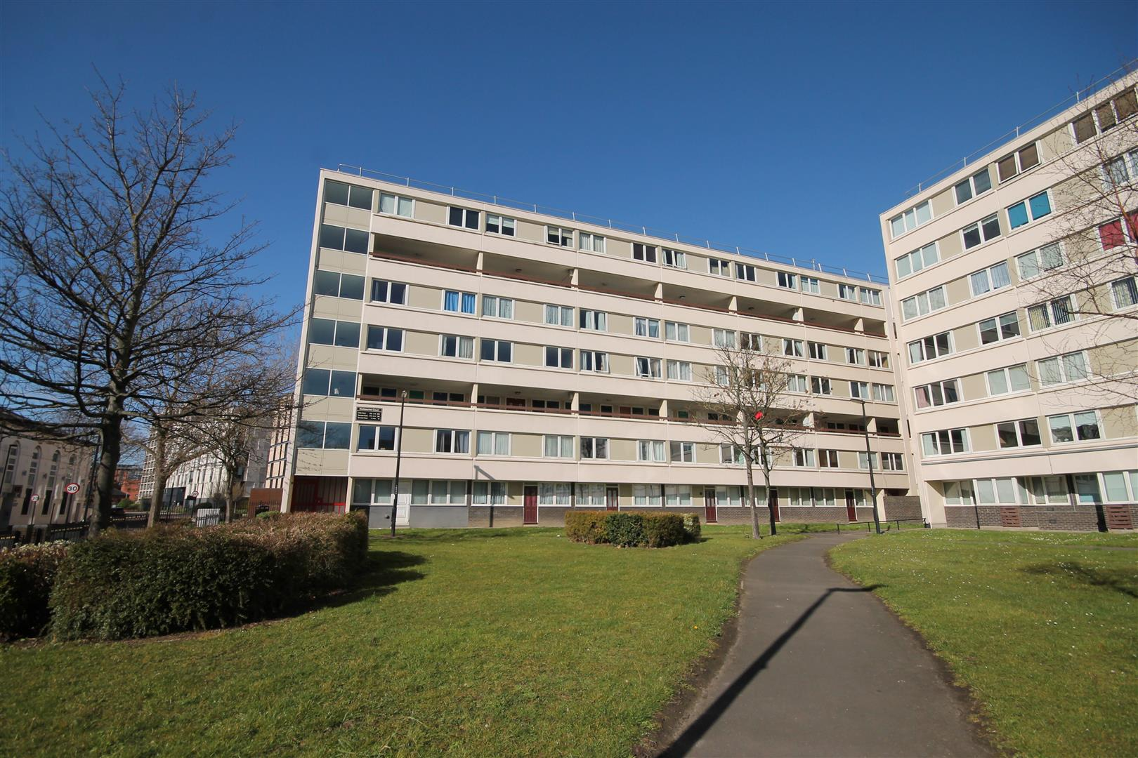 Melbourne Court Newcastle Upon Tyne, 2 Bedrooms  Apartment ,For Sale